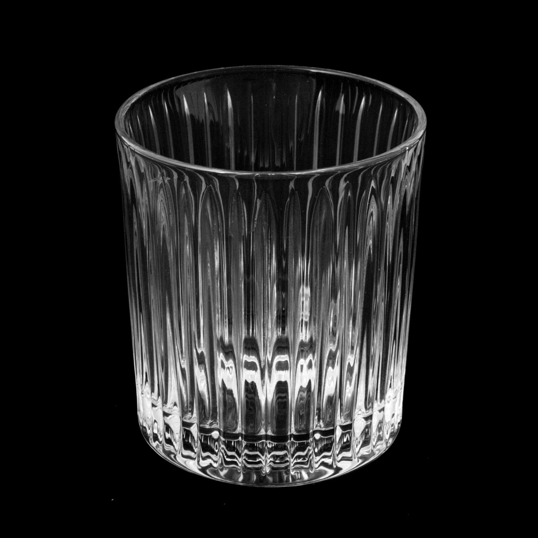 Набор стаканов для виски skyline 320мл 6шт Crystal bohemia a.s.
