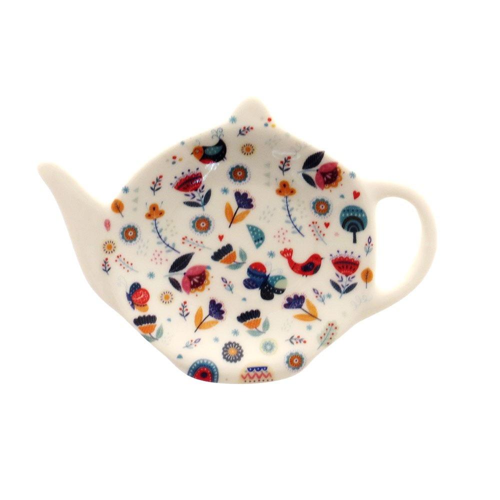 Фото - Подставка для чайных пакетиков Дивный сон 12см Top Art Studio (SC1325-TA) подставка для чайных пакетиков