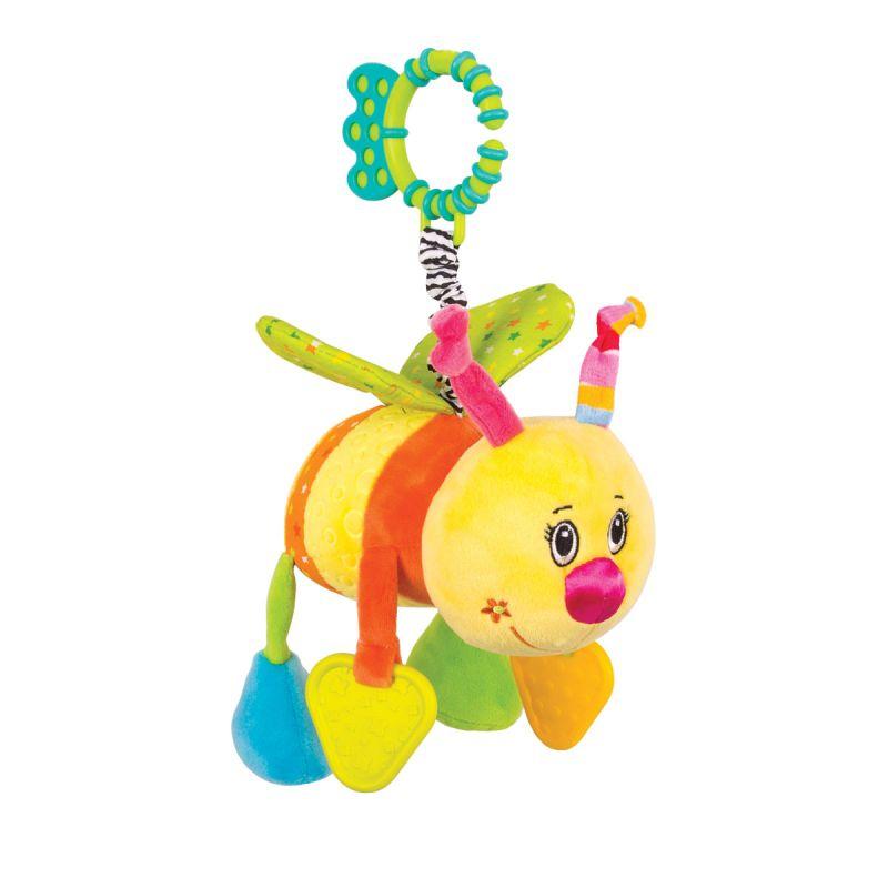 Игрушка-подвес пчёлка жу-жу Happy snail 14HS001PP фото