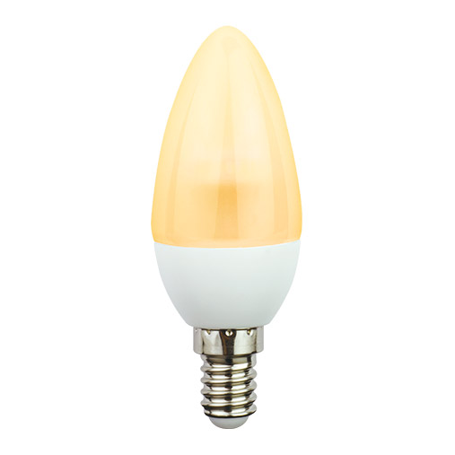 Лампа ecola candle led 4.2w 220v e14 Ecola C4EG42ELC.