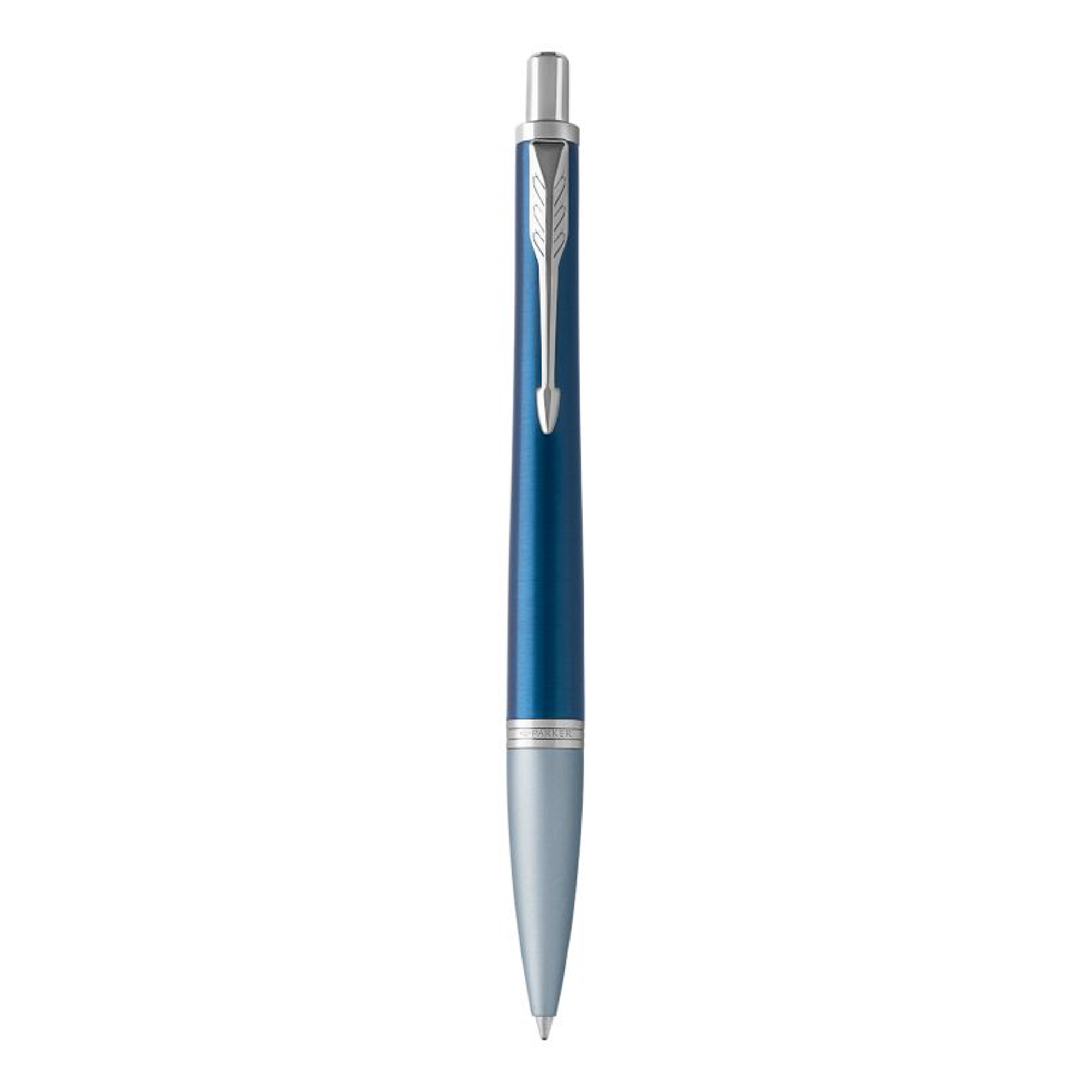 Шариковая ручка Parker Urban Premium Dark Blue CT, K310, Mblue PARKER-1931565 фото