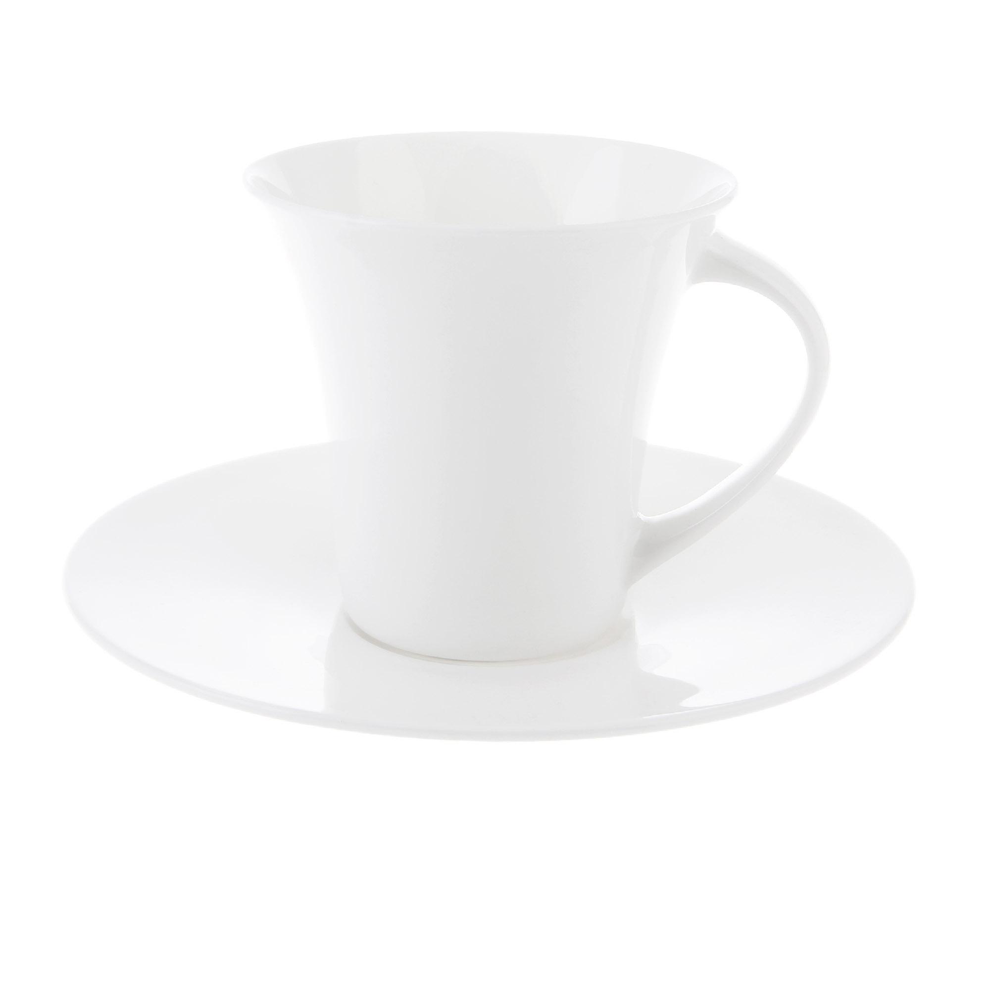 Чашка 280 мл и блюдце 17 см Tudor недорого