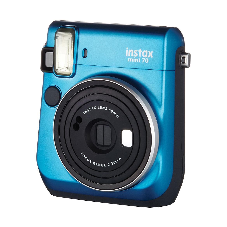 Фото - Камера Fujifilm Instax Mini 70 Blue вспышка для селфи bradex