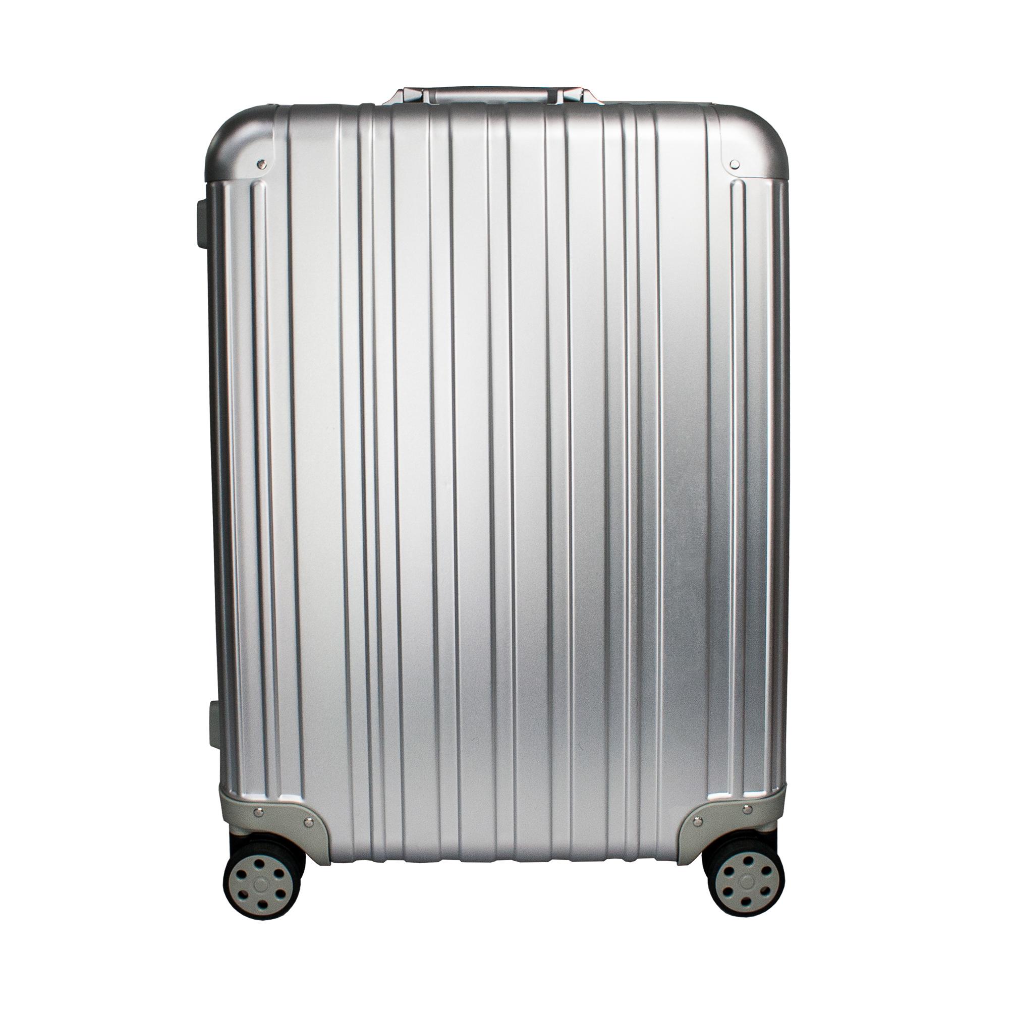 Фото - Чемодан алюминиевый средний PROFFI Серебро 66,6х47,5х24,5 см чемодан proffi kingsize xl 110 л черный