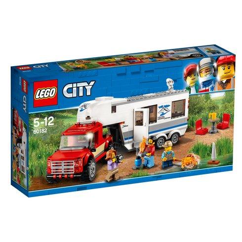 Купить Игрушка Lego город дом на колесах 60182, Чехия, Конструкторы, пазлы