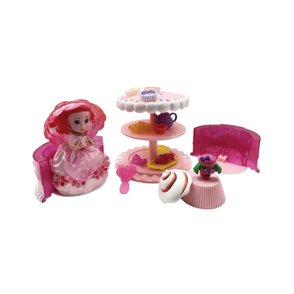 Игровой набор Emco Cupcake Surprise Чайная вечеринка (1136)