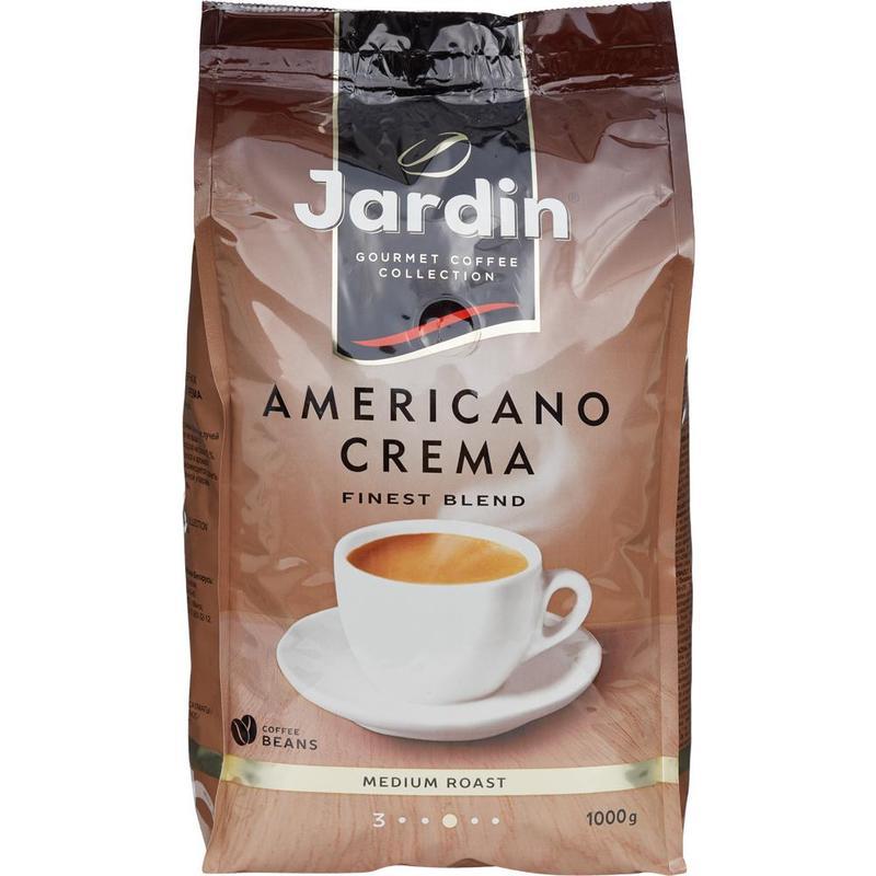 Кофе в зернах Jardin Americano Crema 1 кг