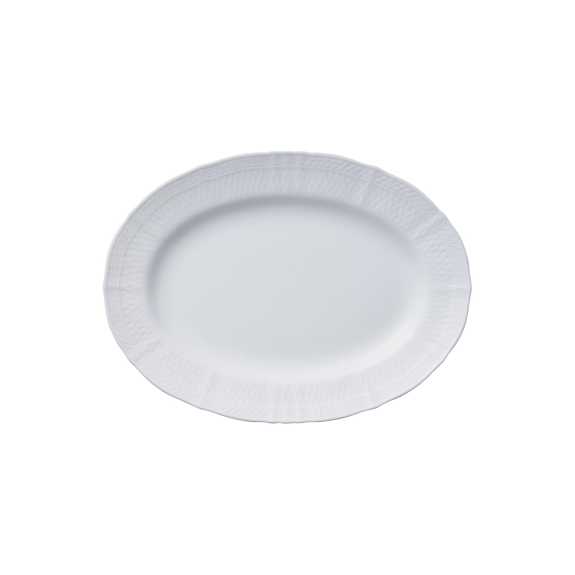 Фото - Блюдо овальное Noritake Шер Бланк 36 см блюдо овальное 36 см falkenporzellan блюдо овальное 36 см