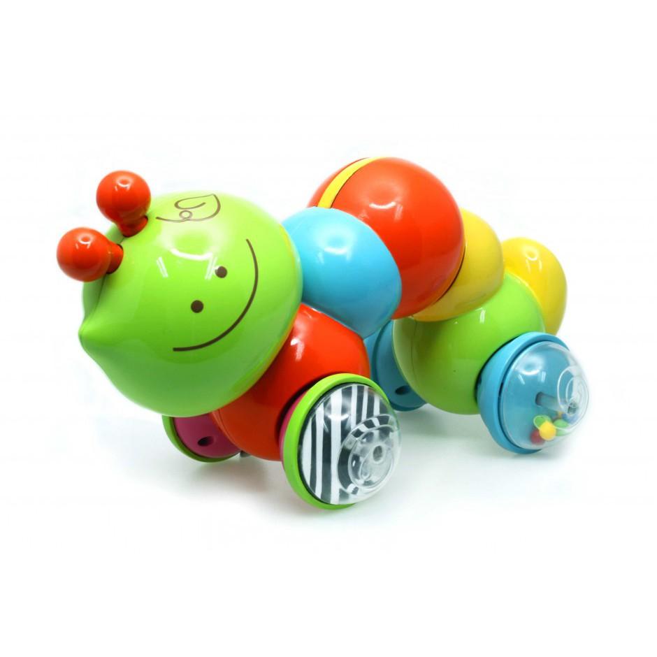 Купить Игрушка Bkids гусеничка - путешественница, Китай, пластик, Настольные игры