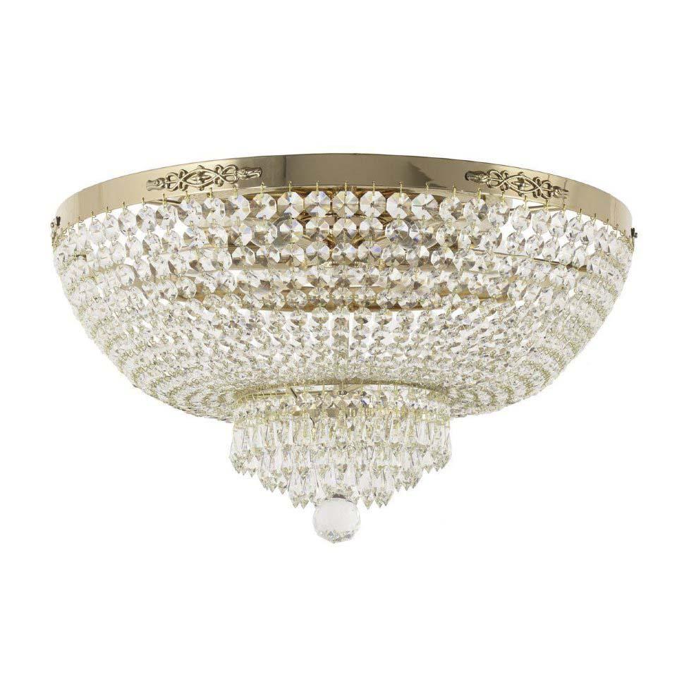 Потолочный светильник Dio DArte Elite Lodi E 1.2.50.100 G потолочный светильник dio darte elite bari e 1 4 35 100 g