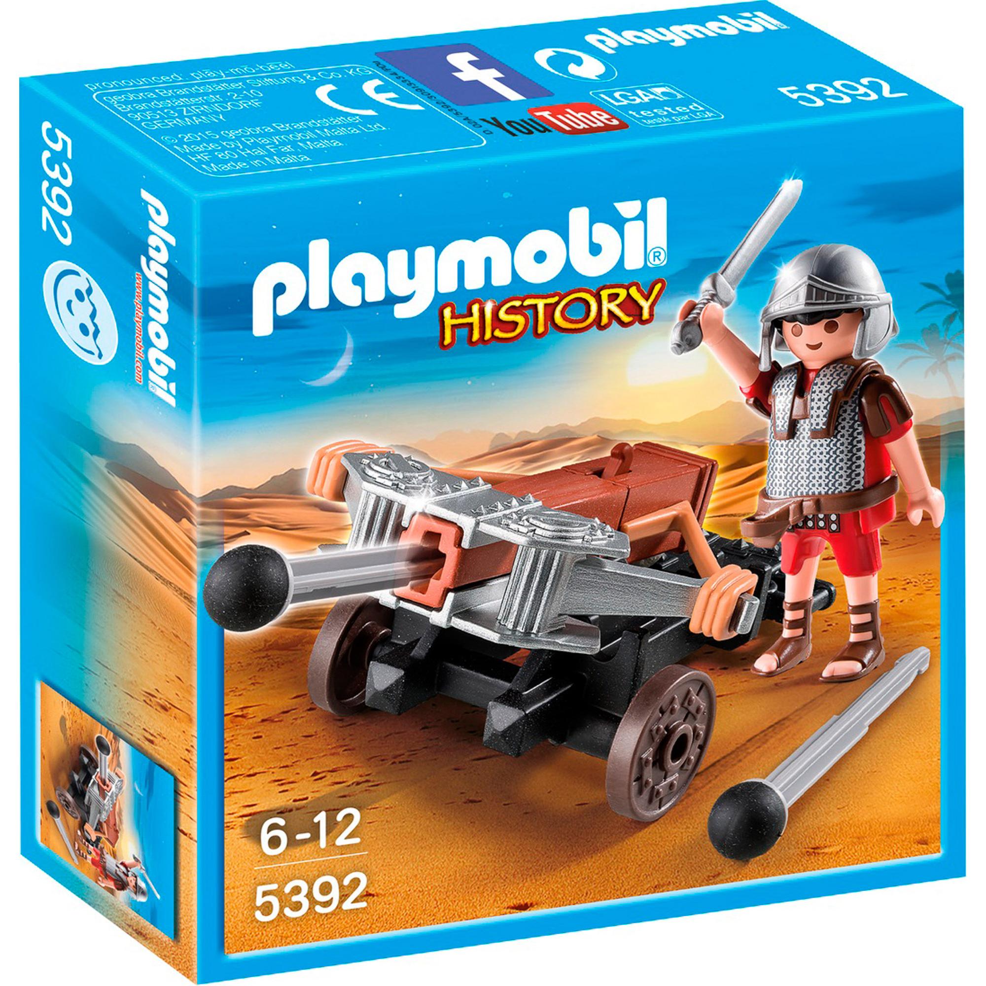 Игровой набор Playmobil Легионер с Баллистой фото