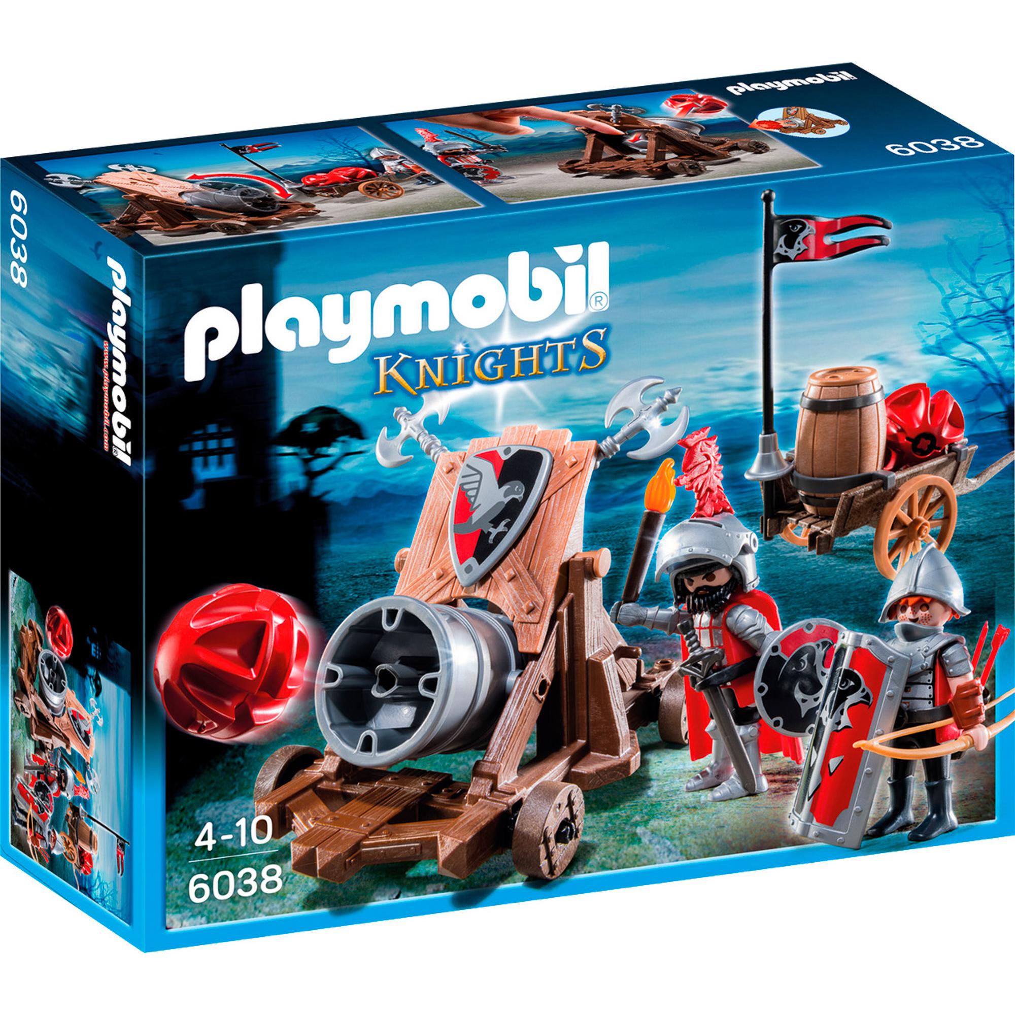 Конструктор Playmobil Боевая пушка Рыцарей Сокола а в кольцов дума сокола