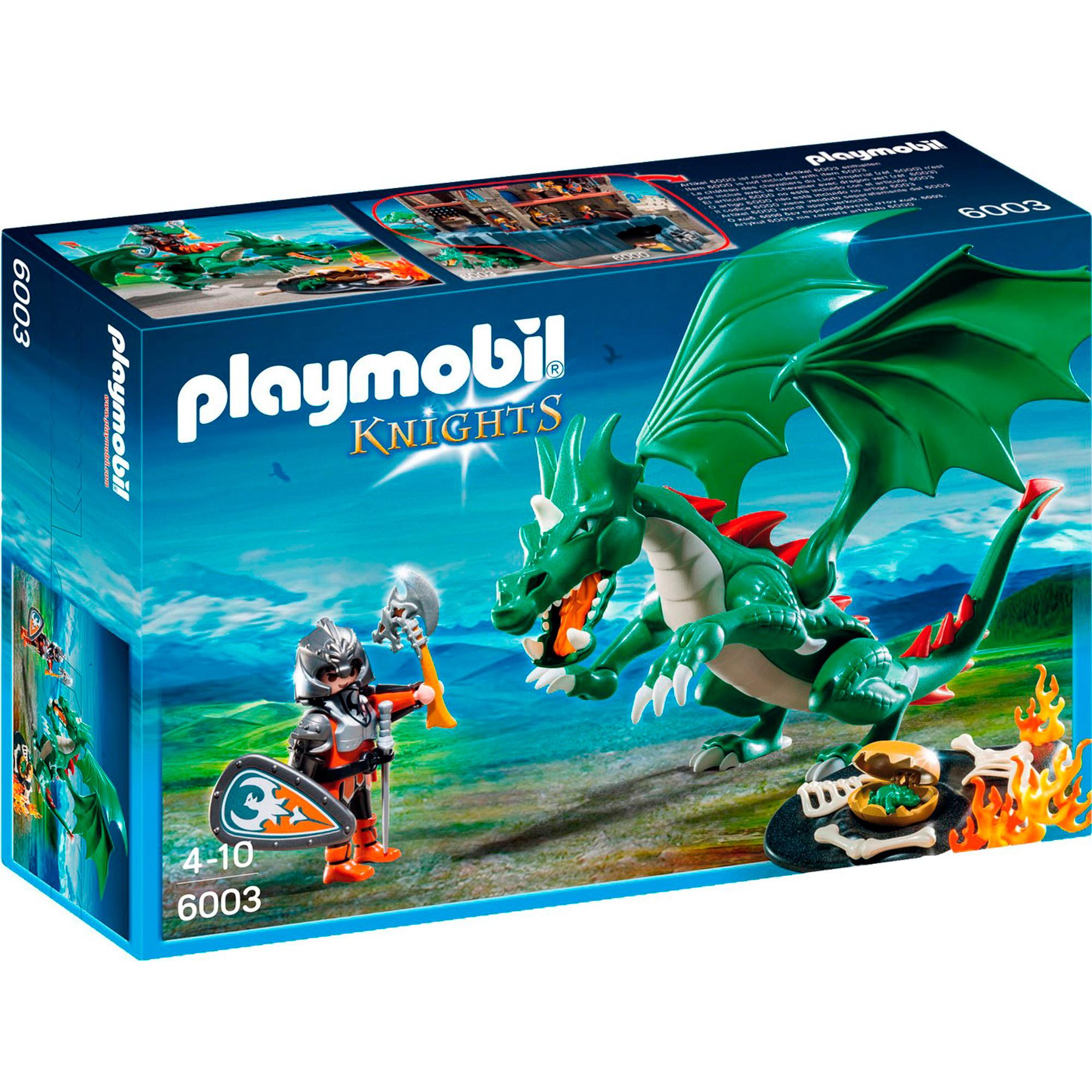 Конструктор Playmobil Великий дракон фото