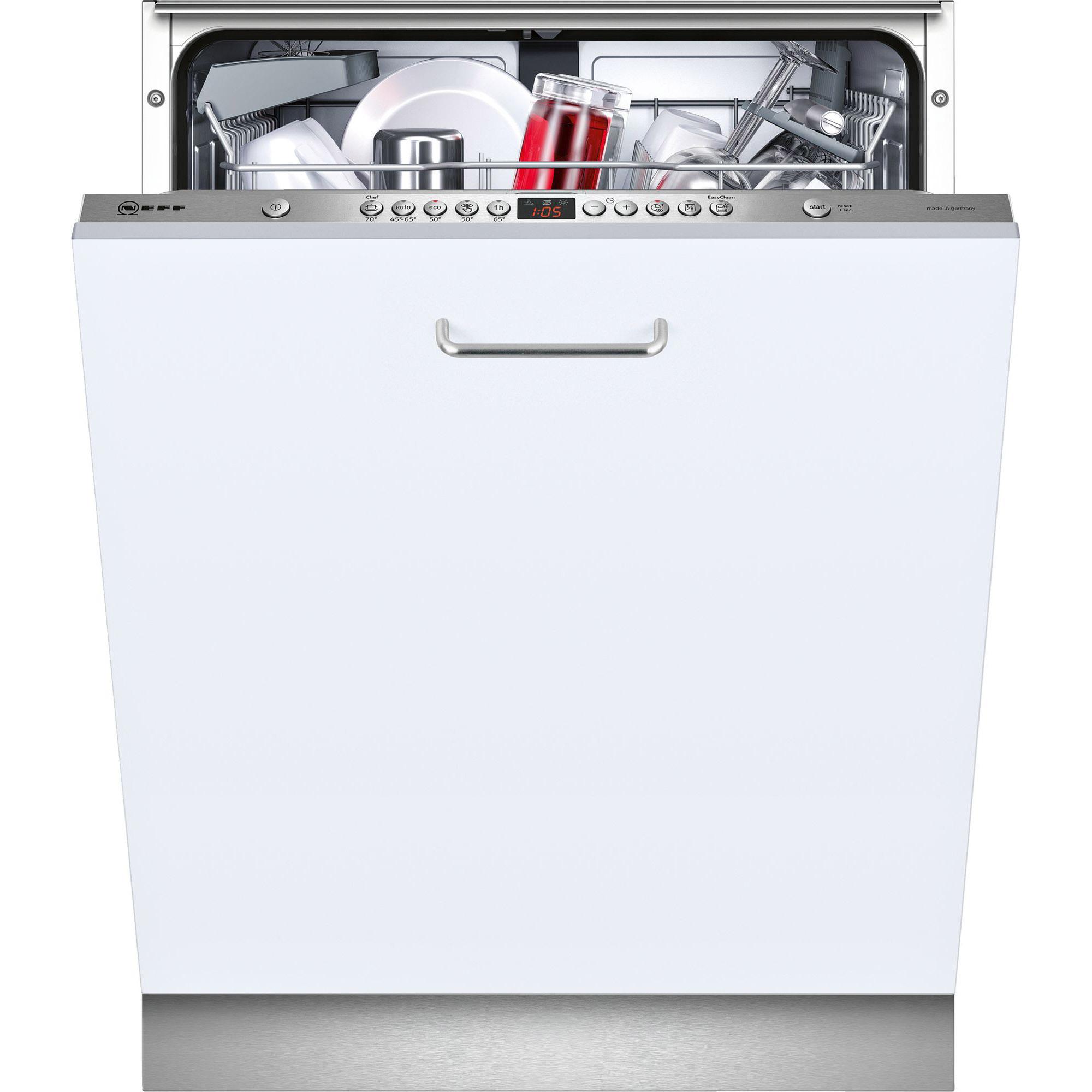 Фото - Посудомоечная машина NEFF S513I50X0R встраиваемая посудомоечная машина neff s513f60x2r
