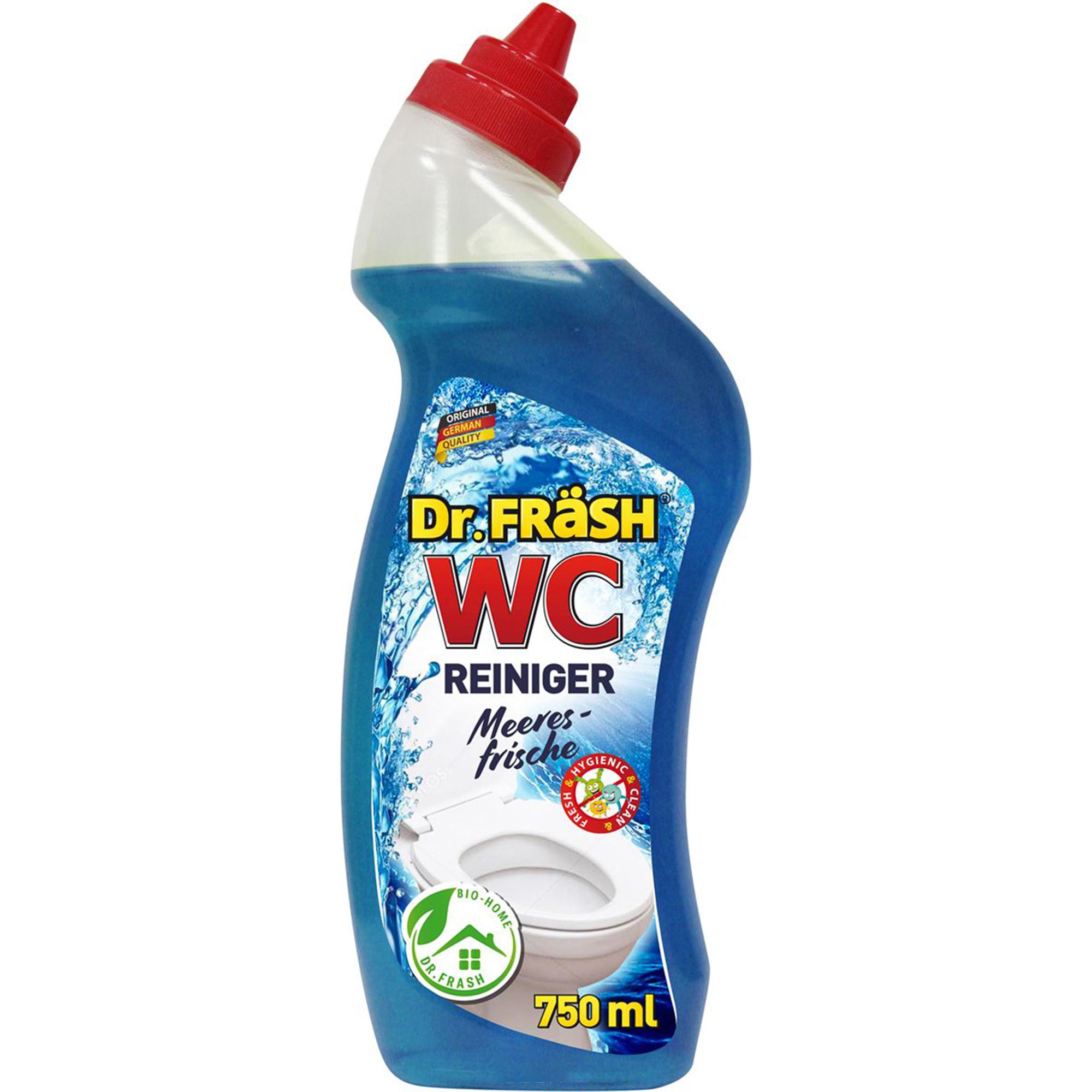 Чистящее средство Dr.Frash Морская свежесть 750 мл средство чистящее nordland морская свежесть д ванн пена 0 6л