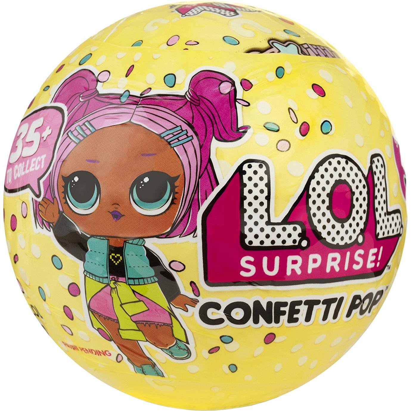 Купить Кукла L.O.L. Surprise Confetti POP Serie 3, Lol, Куклы и пупсы