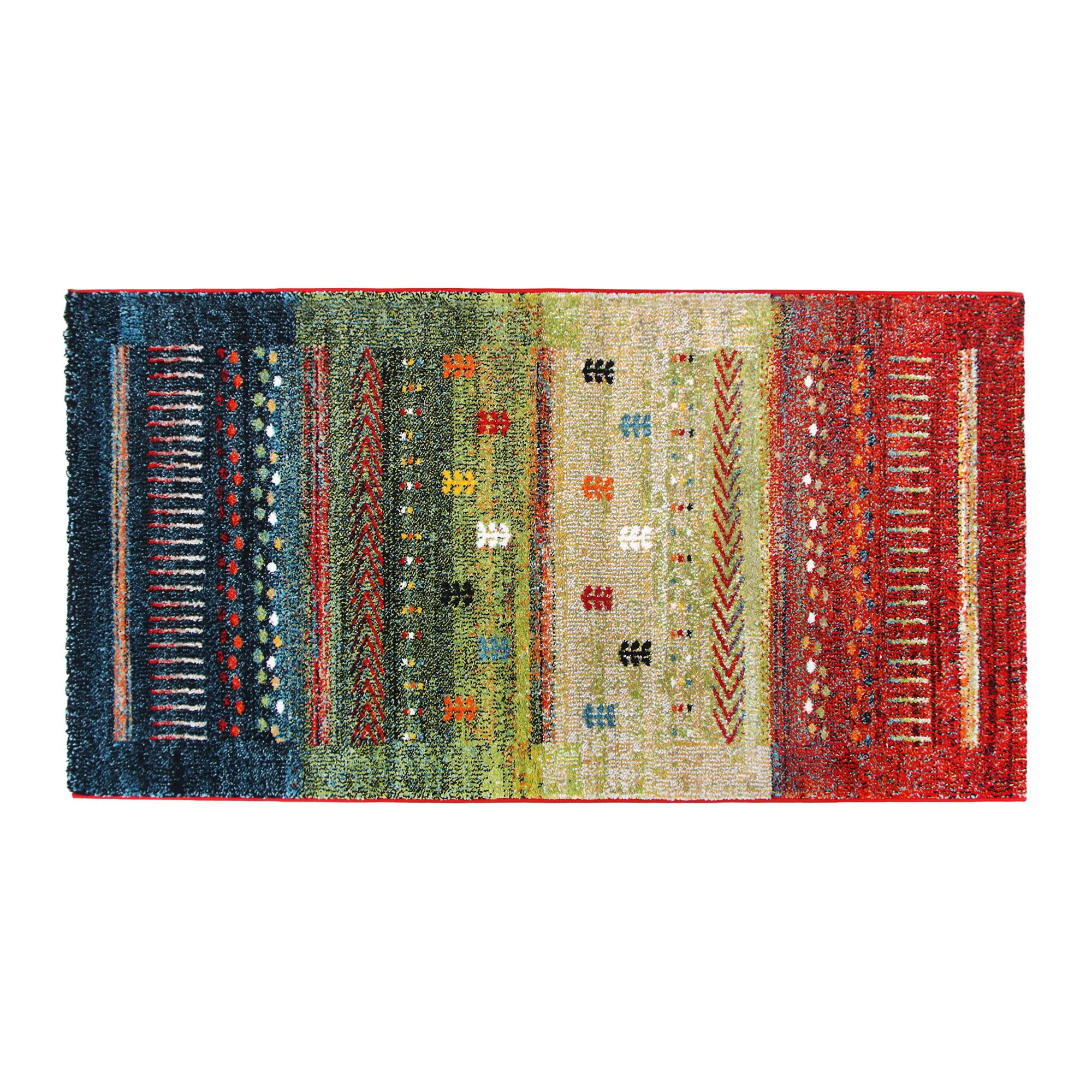 Коврик разноцветный Abc shiraz 150х80