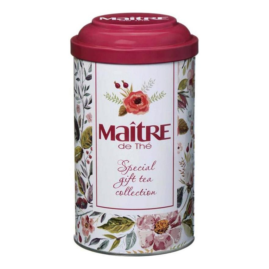 Чай черный Maitre Rose Sauvage 90 г sauvage часы sauvage sv11352brg коллекция drive