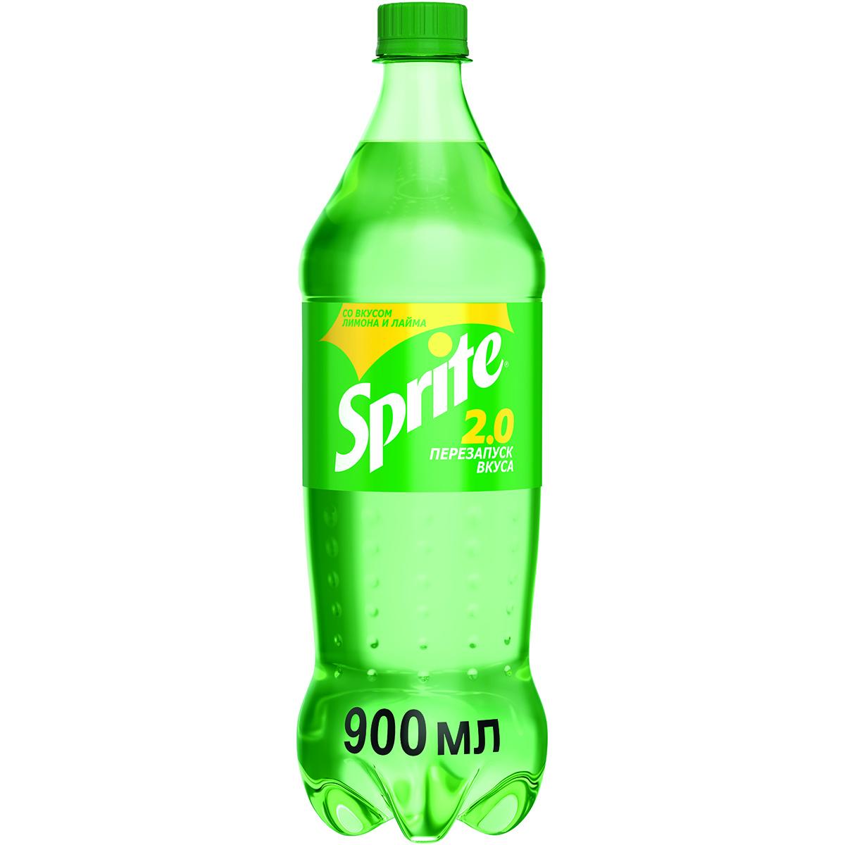 Напиток газированный Sprite 0,9 л