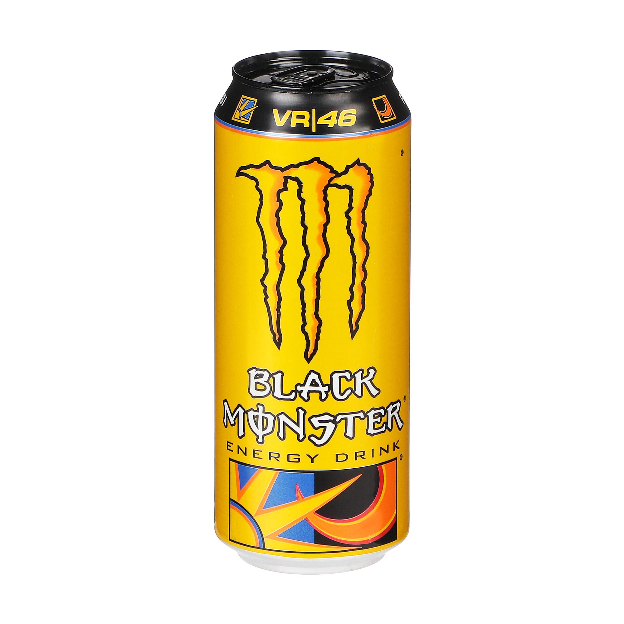 Напиток энергетический Black Monster Rocci 0,5 л напиток энергетический black monster assault 500 мл