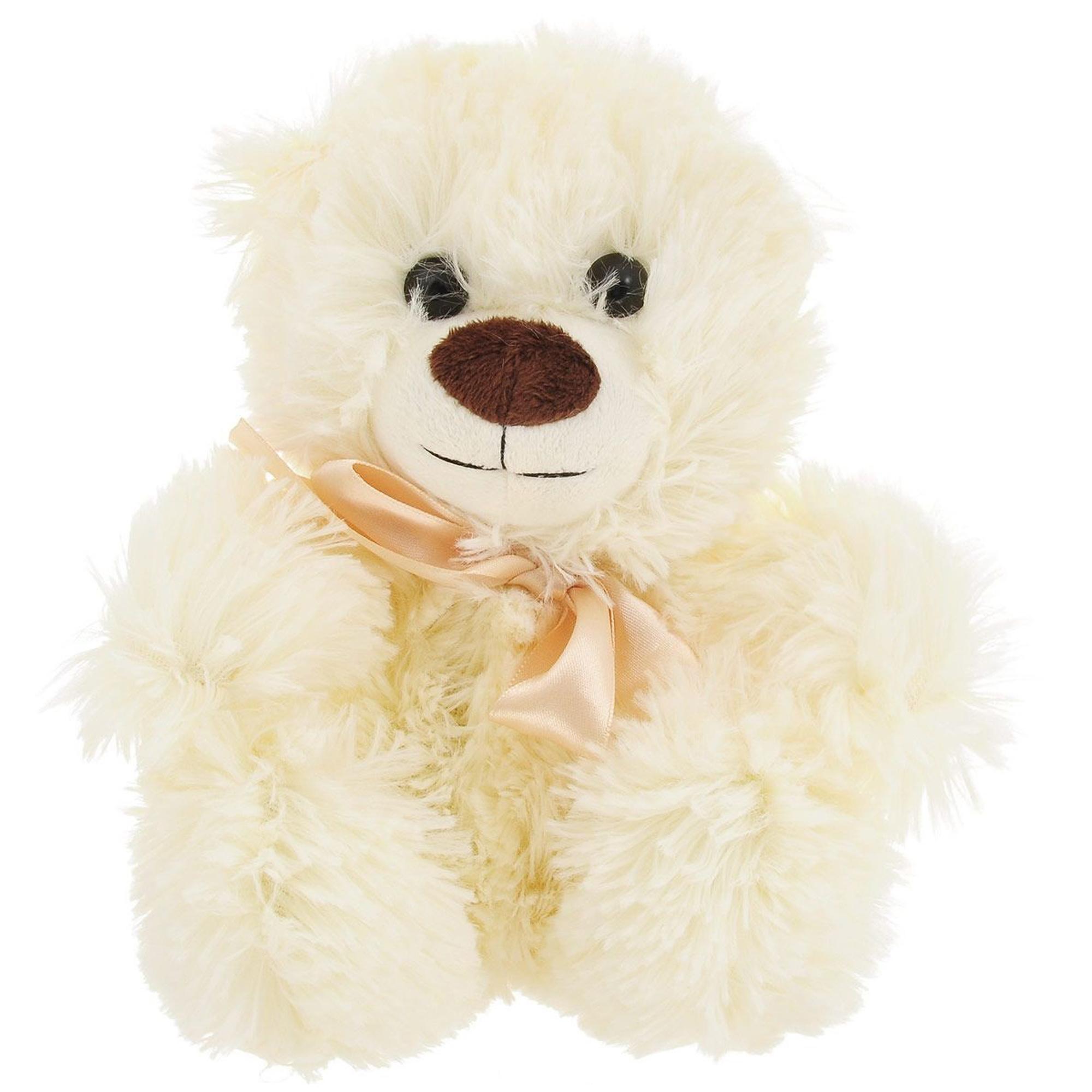 Мягкая игрушка Dream Makers медведь Мика 23 см