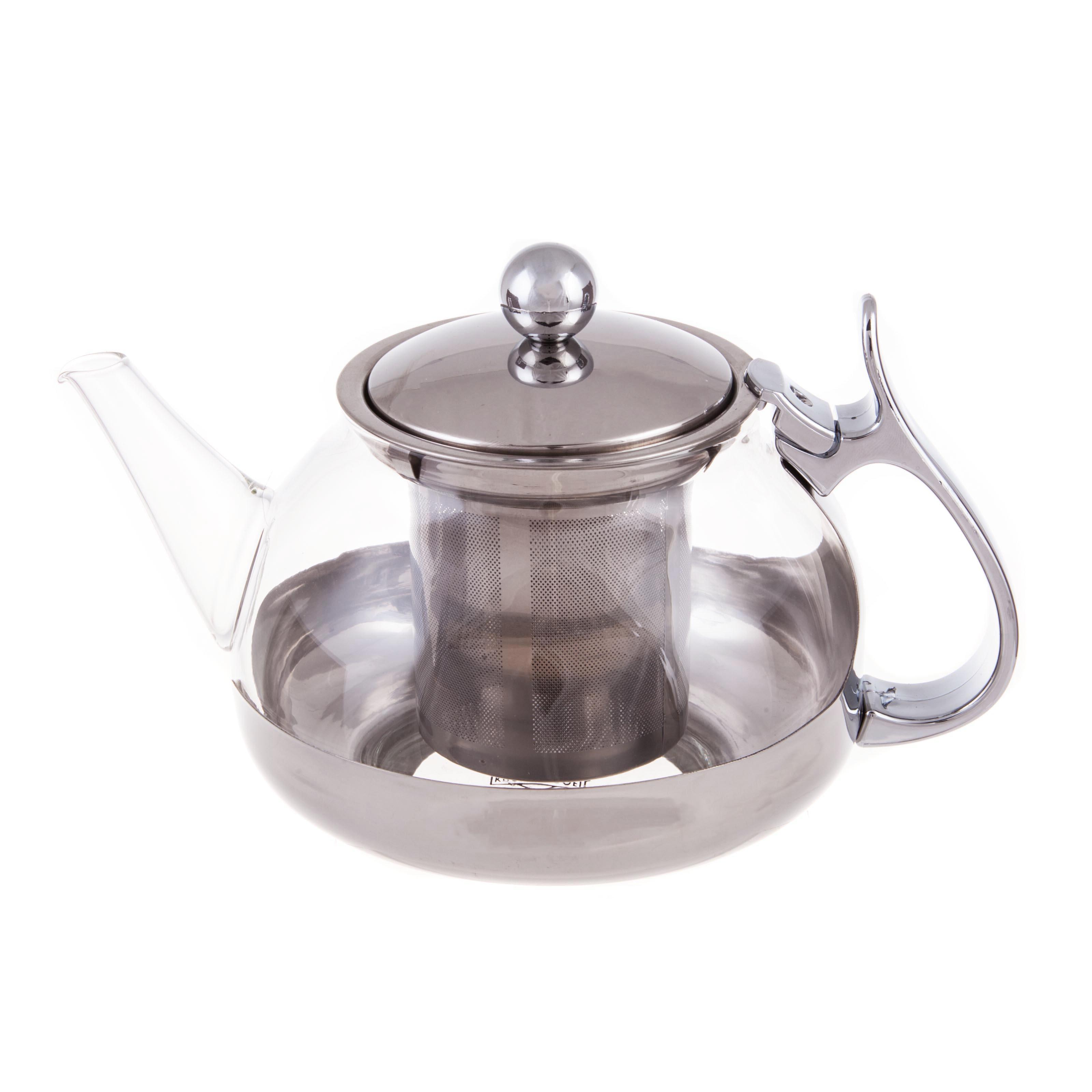 Чайник заварочный с ситечком. 700 мл. Kuchenprofi