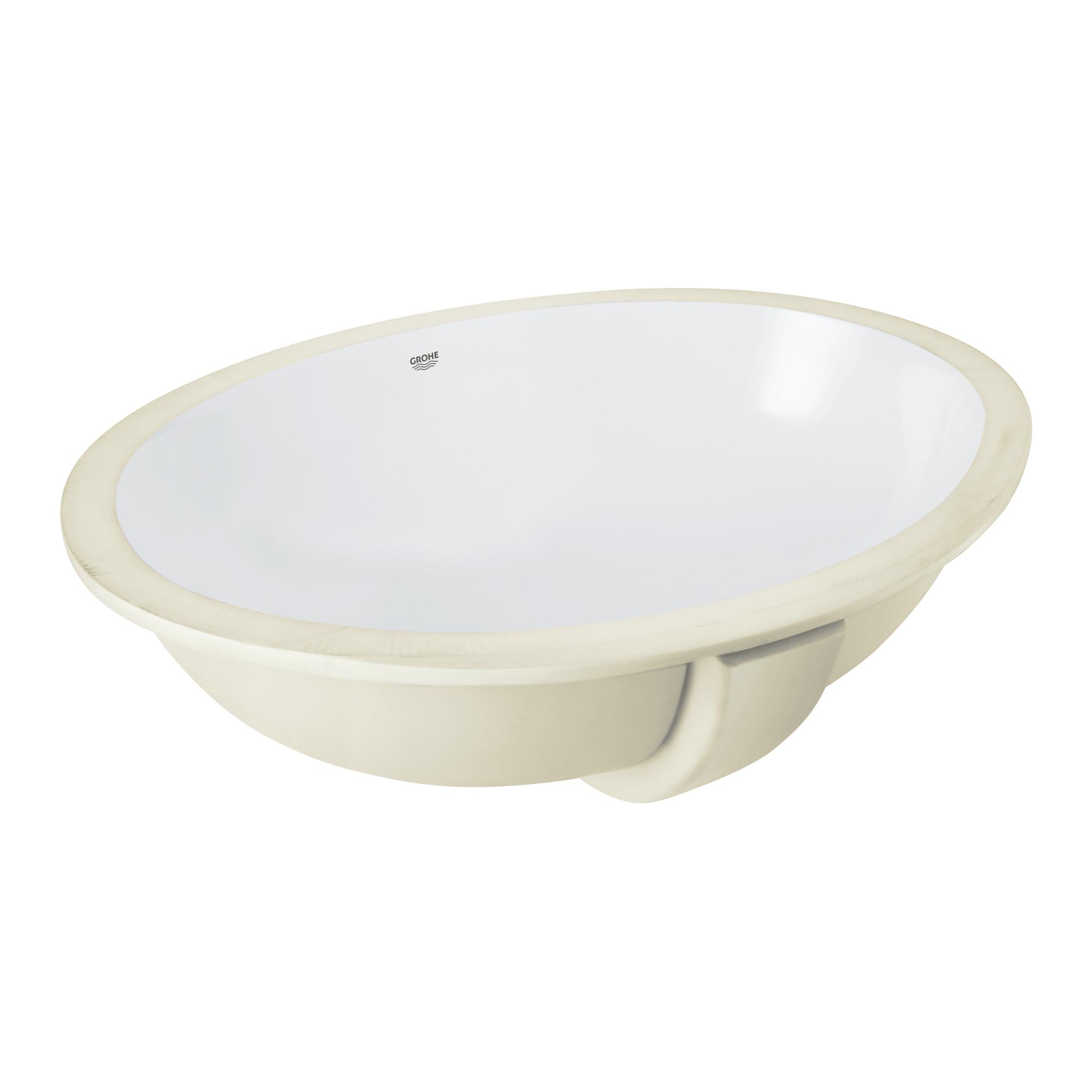 Встраиваемая раковина GROHE Universal 55 см, альпин-белый (39423000)