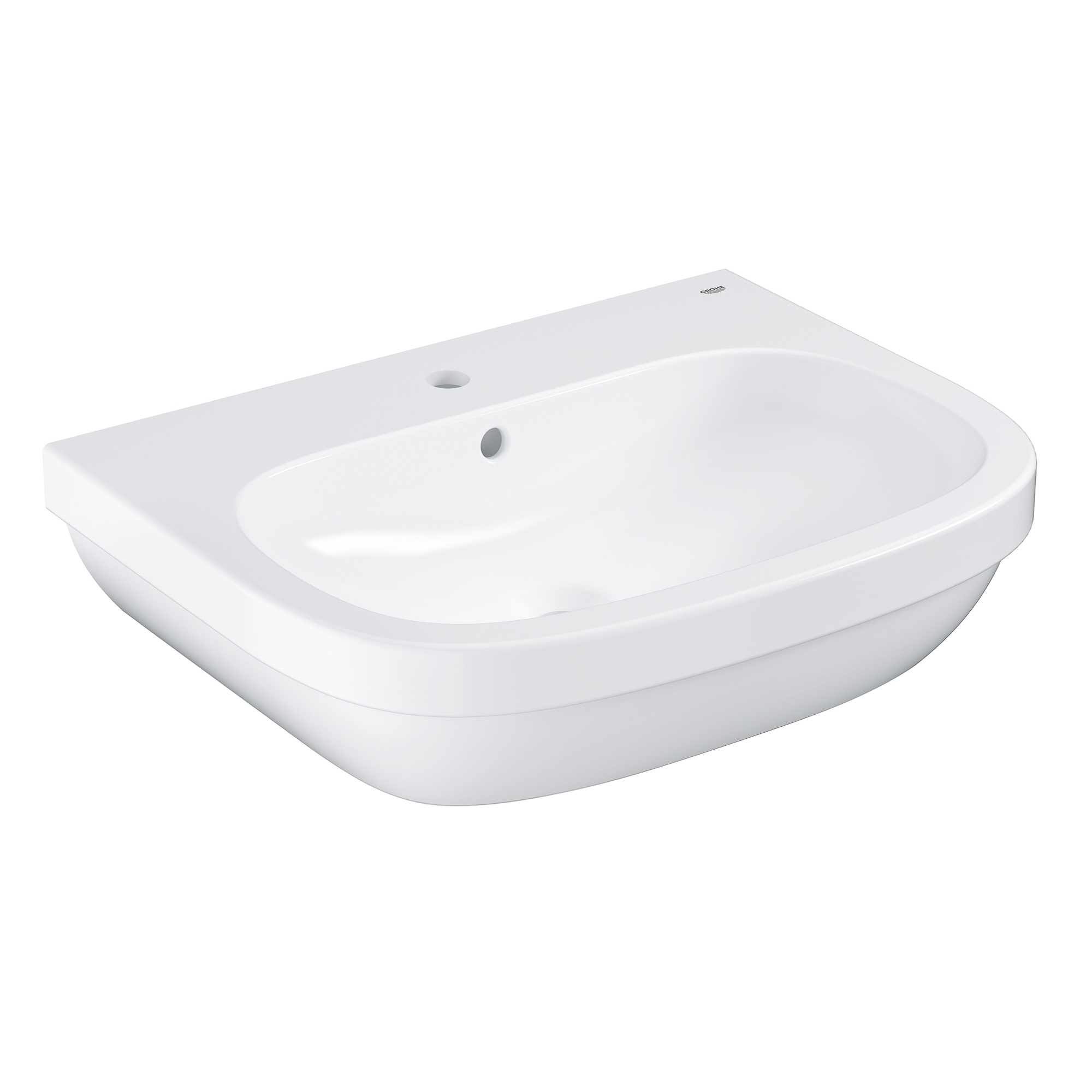 Купить Раковина GROHE Euro Ceramic 65 см, альпин-белый (39323000), Раковины санфаянс, Вьетнам, сантехнический фарфор
