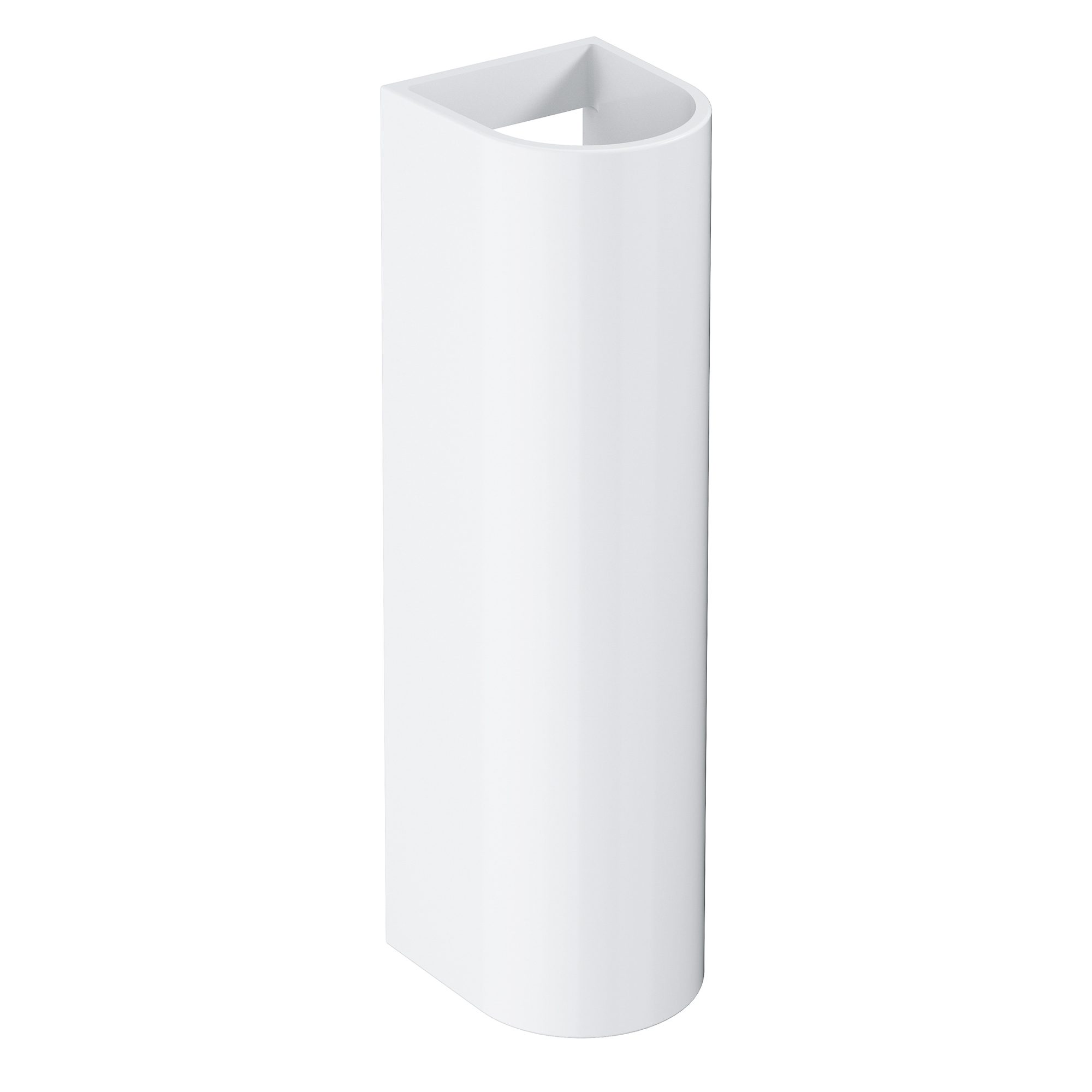 Купить Пьедестал для раковины GROHE Euro Ceramic, альпин-белый (39202000), пьедестал, Вьетнам, сантехнический фарфор