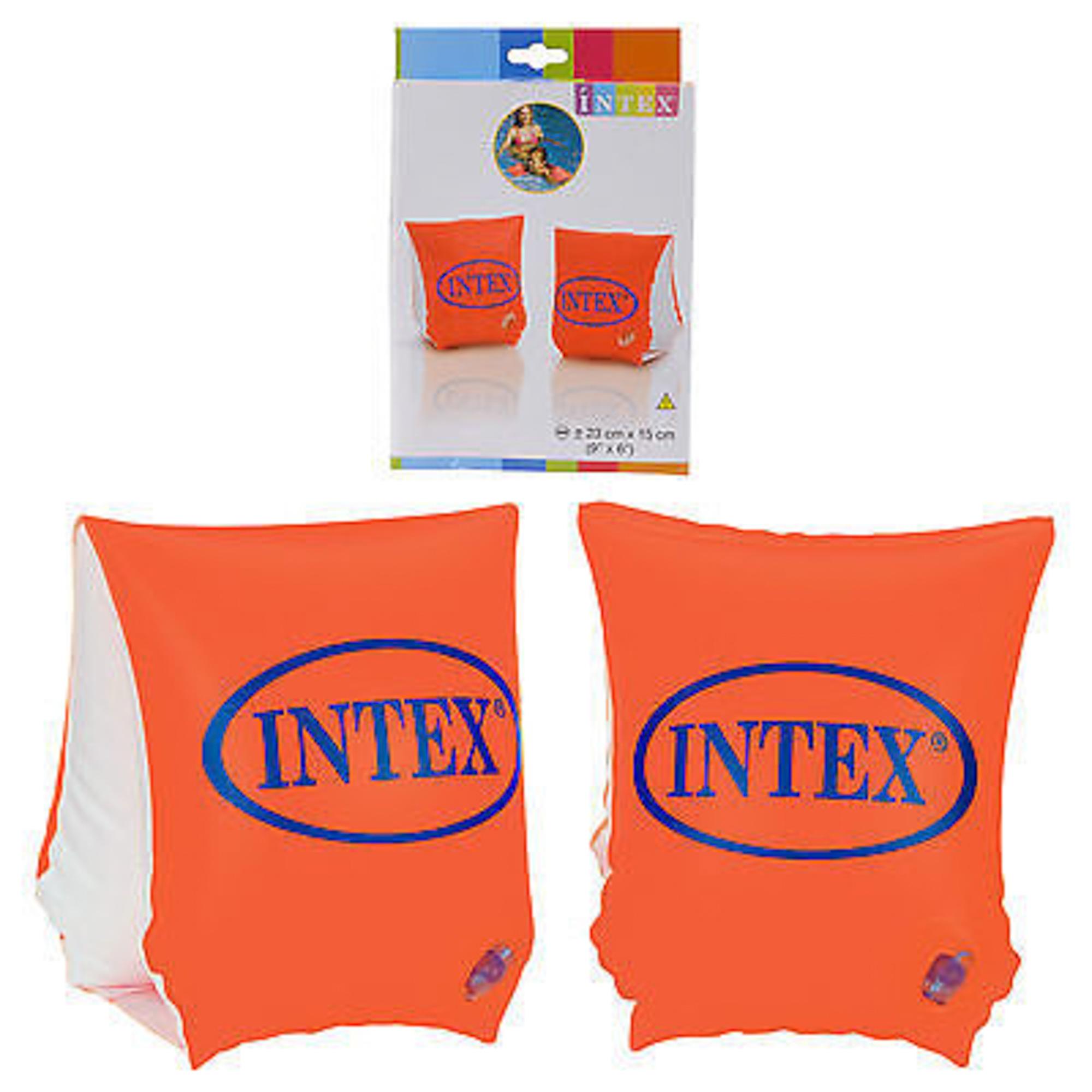 Нарукавники для плавания Intex (058642/I03400540)