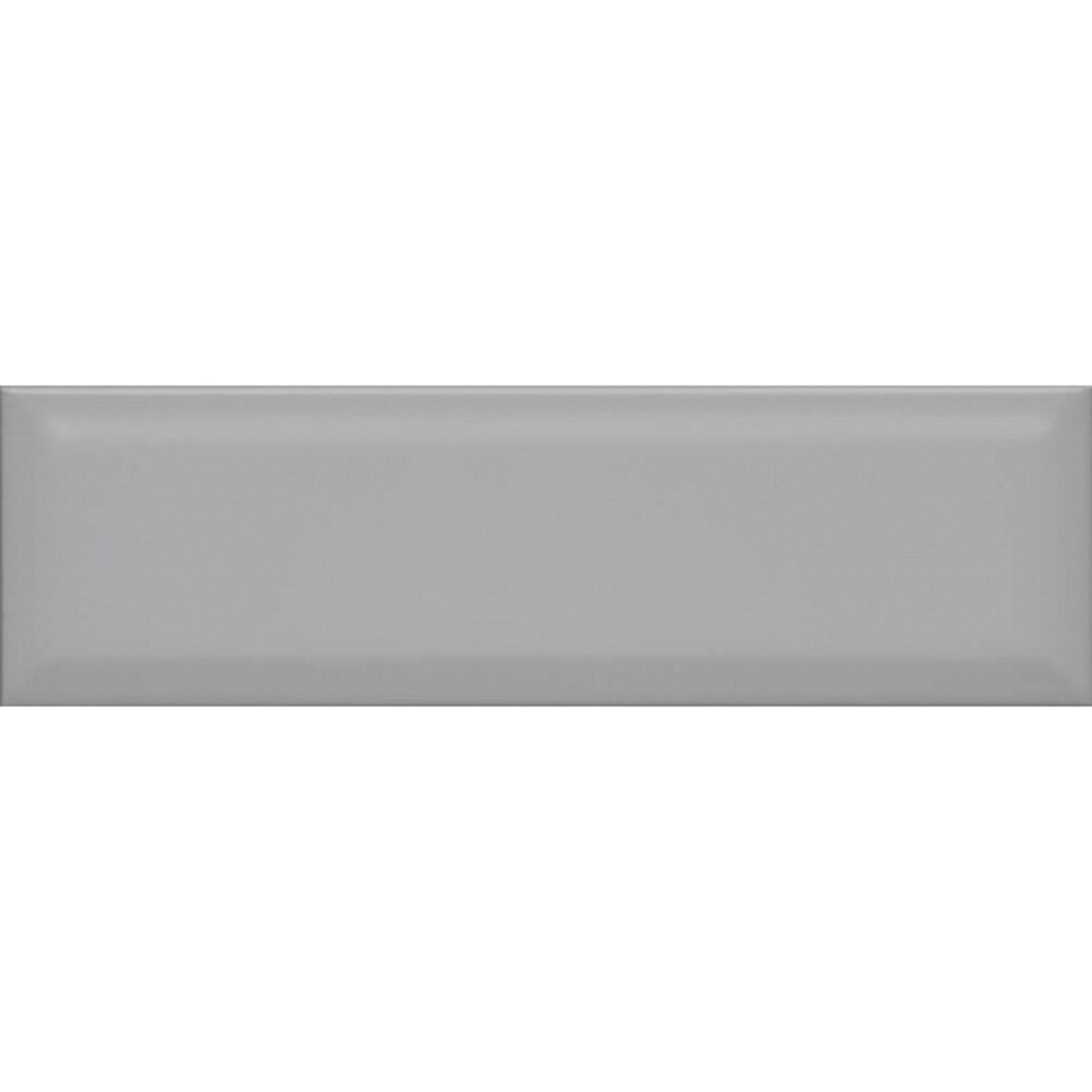 Плитка Kerama Marazzi Аккорд серая грань 8,5x28,5 см 9014 плитка керамическая kerama marazzi 13036r грасси обрезная серая 895х300 мм