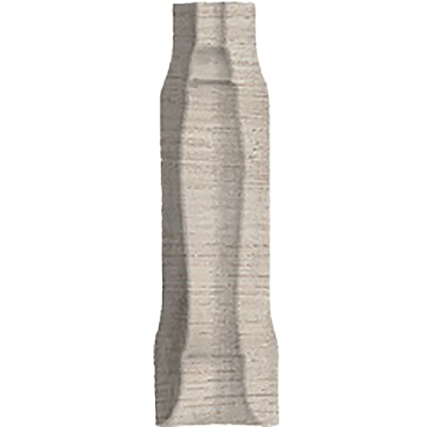 Угол Kerama Marazzi Меранти белый внутренний 8x2,4x см SG7315/AGI