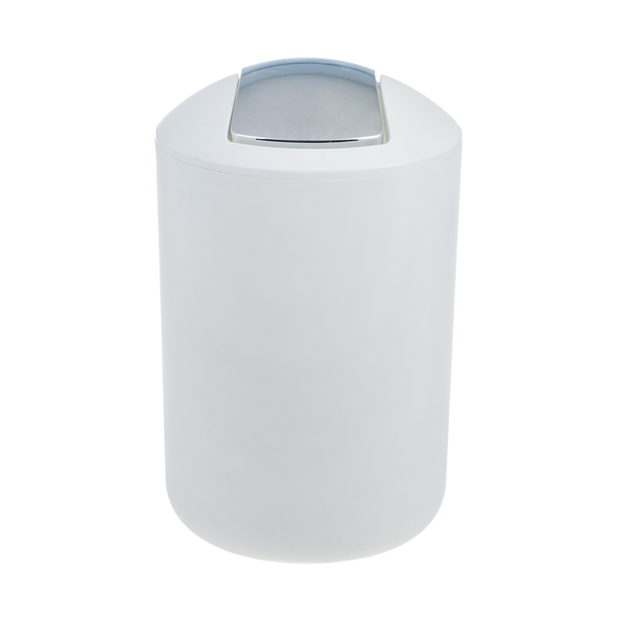 Ведро мусорное Wenko sanitary brasil l white