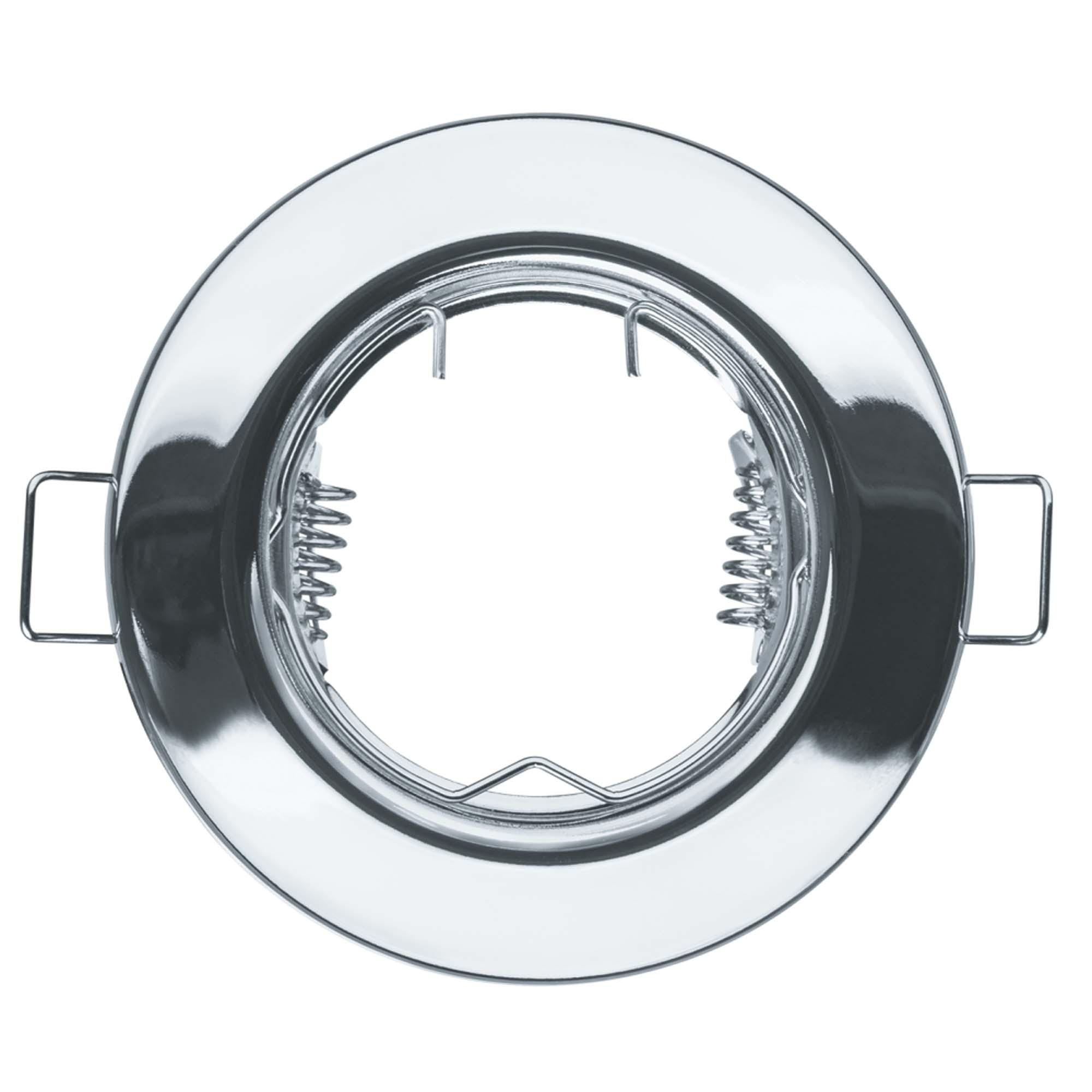 Светильник  встраиваемый Navigator mr16 хром