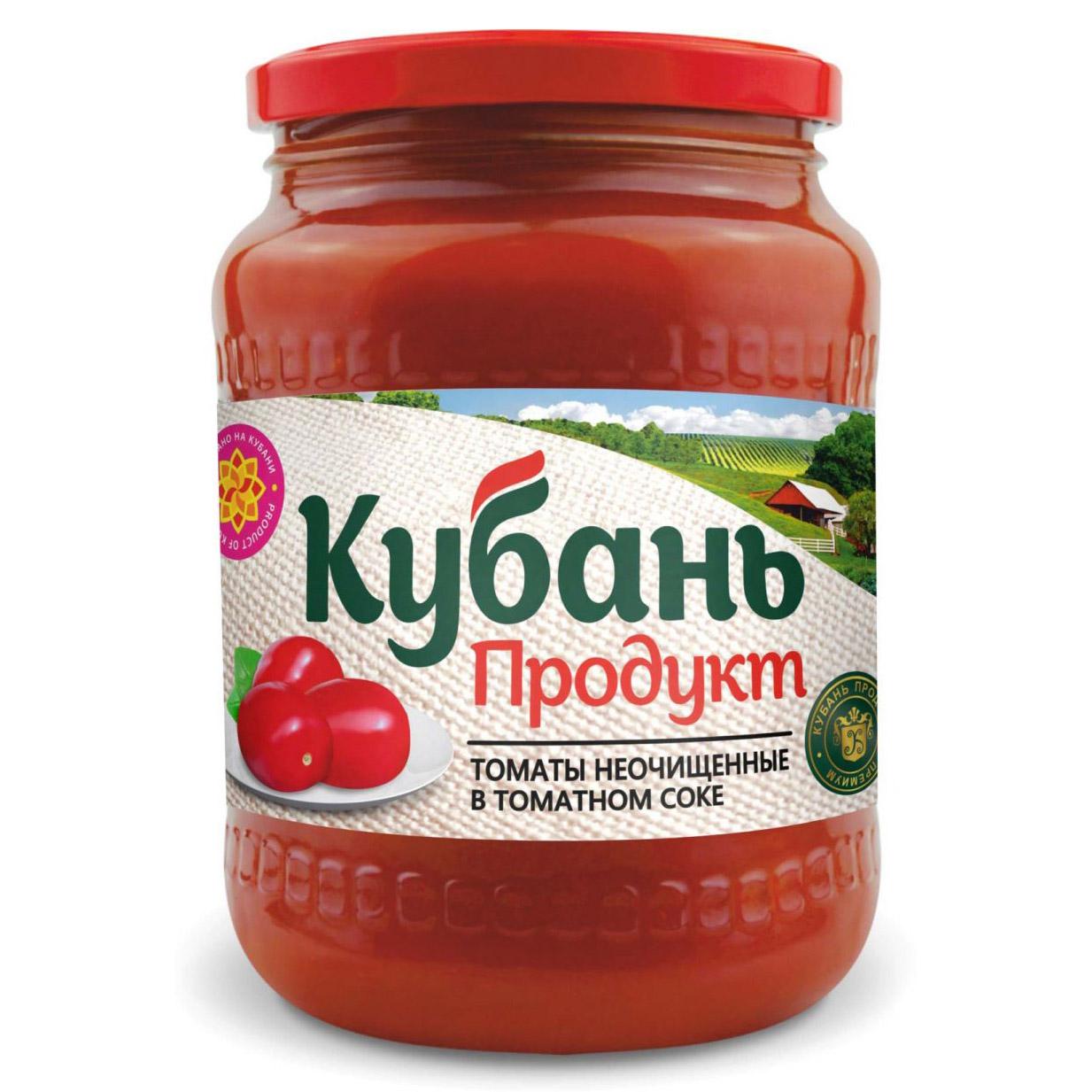 томаты очищенные резаные в томатном соке bioitalia 400 г Томаты неочищенные Кубань Продукт в томатном соке 680 г