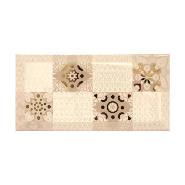 Декор Absolut Keramika Ornamento Cava 10х20 см MONOCOLOR