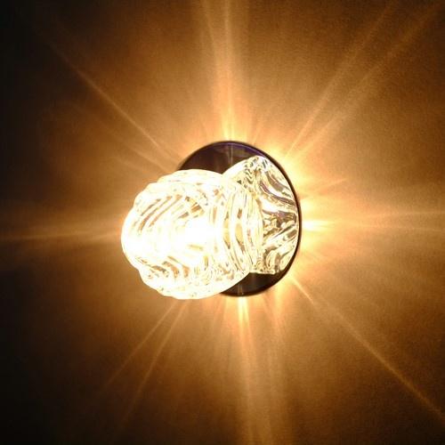 Светильник точечный amber 1078-am g9 Elvan