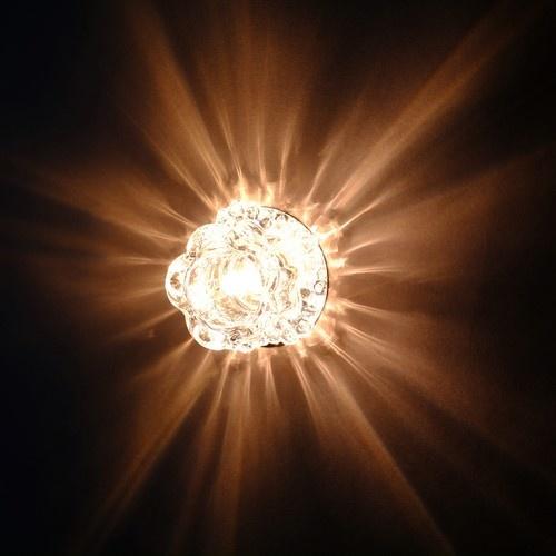 Светильник точечный матовый 1515w g5.3 Elvan