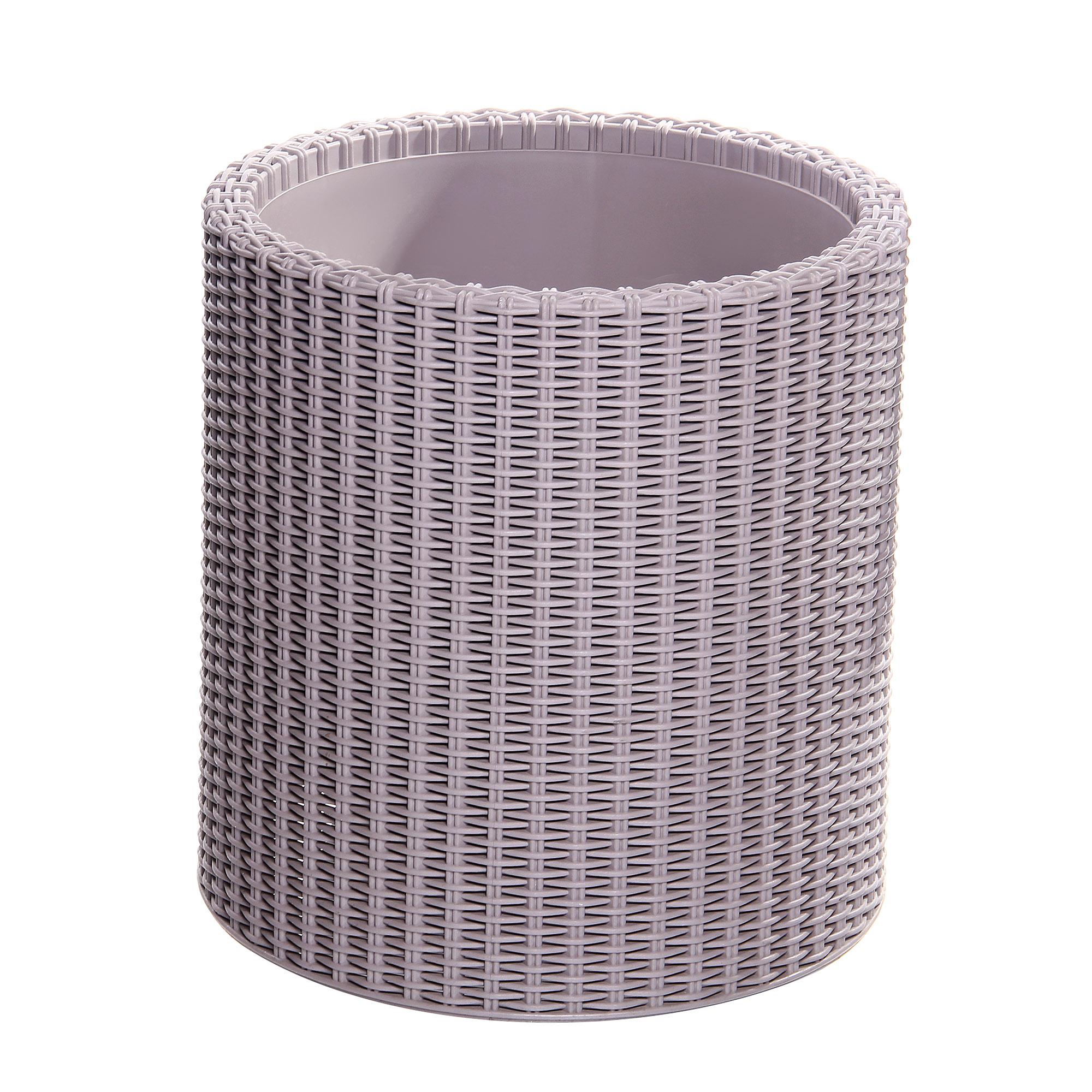 Кашпо Keter cylinder planter m 36 см