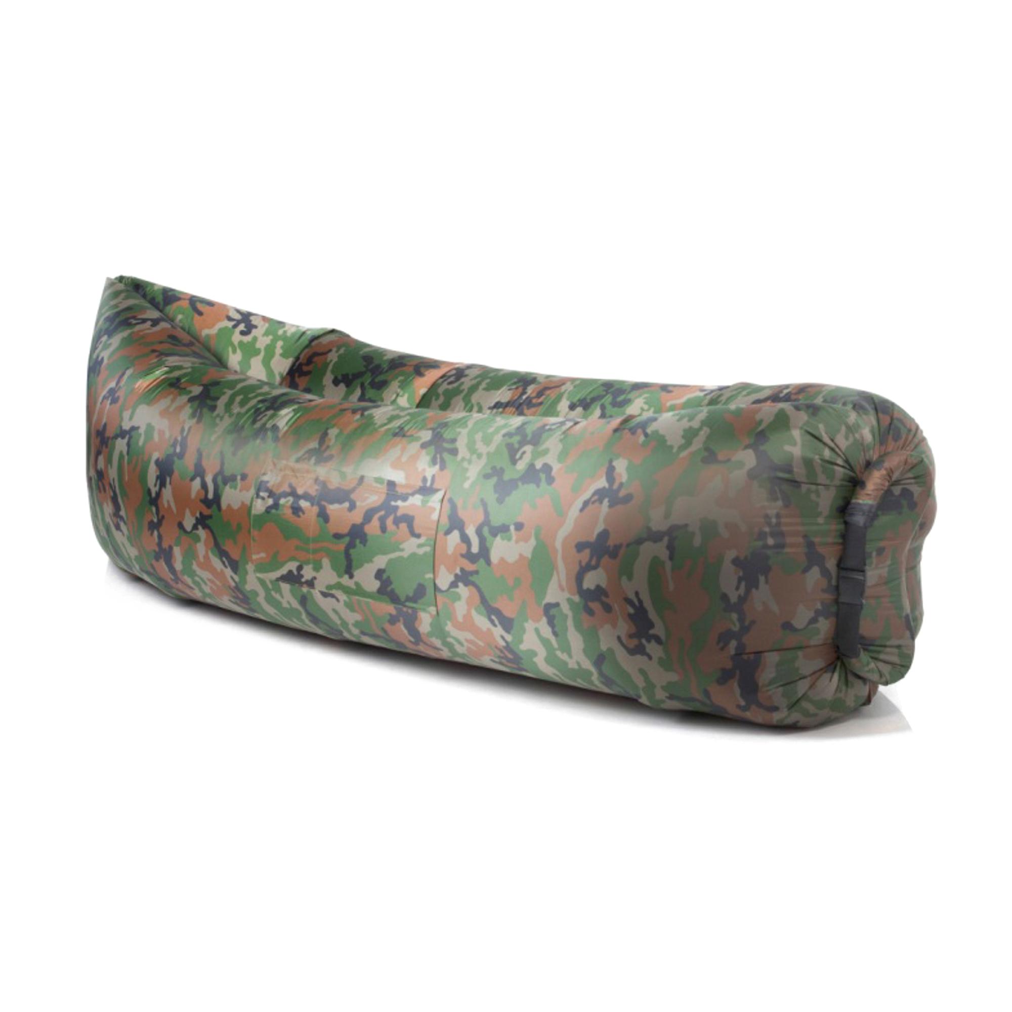 Надувной лежак Aerodivan камуфляж (НЛ116)