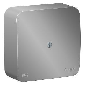 Коробка распределительная ip42. Алюмин. Schneider Electric