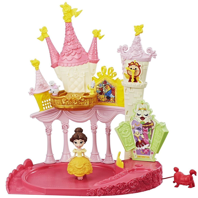 Игровой набор Hasbro Disney Princess - Дворец Бэлль