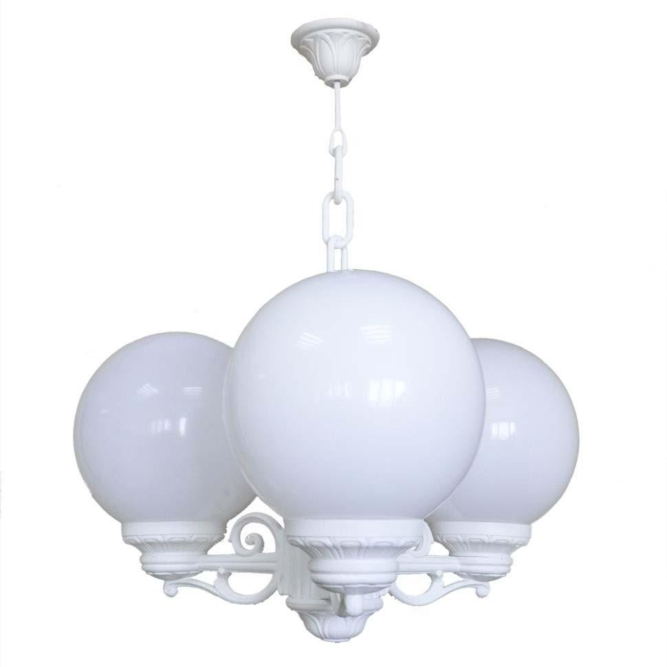 Подвесной уличный светильник FUMAGALLI SICHEM/G250 3L. G25.120.S30.WYE27