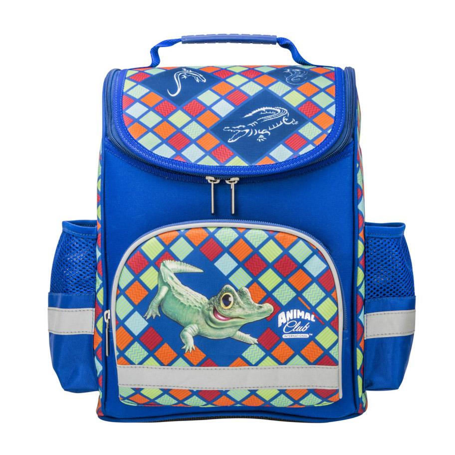 Школьный рюкзак Action Animal Club