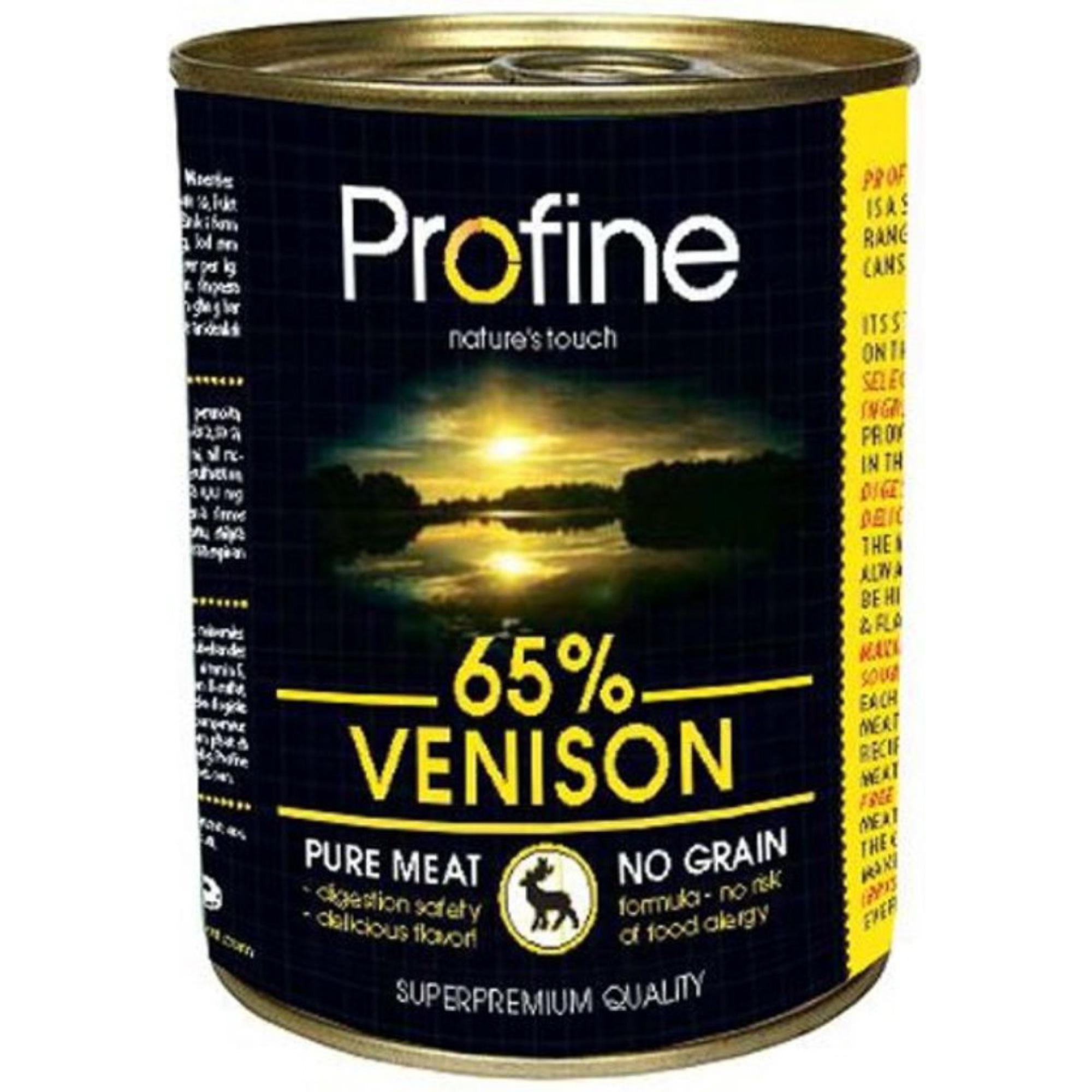 Корм для собак Profine Venison оленина и картофель, 400 г