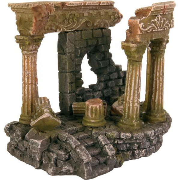 Грот для аквариумов Trixie Римские колонны 13 см