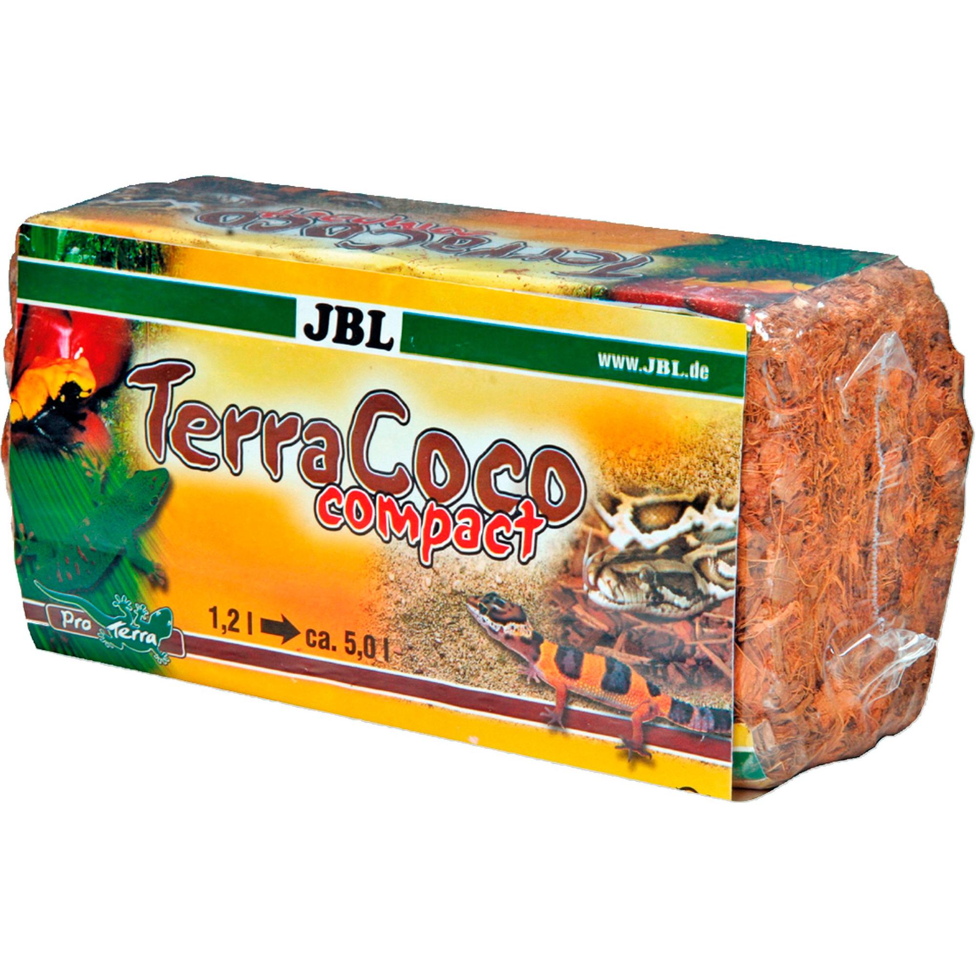 Субстрат для аквариума JBL TerraCoco Compact 500г