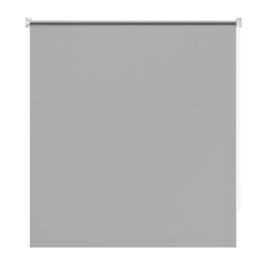 Миниролл Decofest блэкаут серый 50х160 см