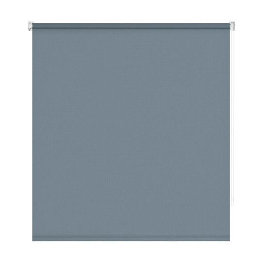 Миниролл Decofest блэкаут синяя сталь 60х160 см