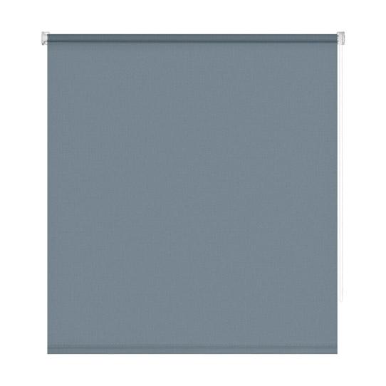 Миниролл Decofest блэкаут синяя сталь 80х160 см